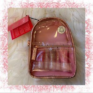 Lancome Juicy Tubes Mini Backpack Set - NWT